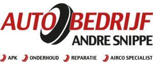 Autobedrijf Andre Snippe Logo
